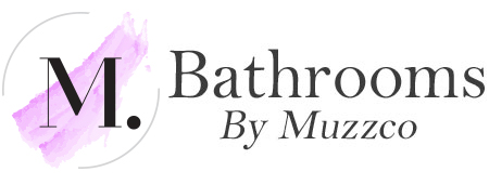 Bathrooms By Muzzco Logo